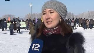 Омск: Час новостей от 12 марта 2018 года (14:00). Новости.