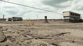 Пятиэтажке в Рузаевке срочно требуется капитальный ремонт крыши