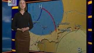 Прогноз погоды с Ксенией Аванесовой на 31 марта