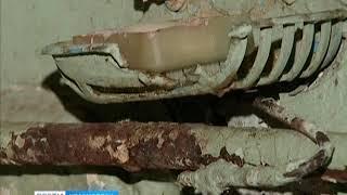Красноярский край перегружен аварийным жильём