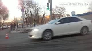 ДТП в Оренбурге