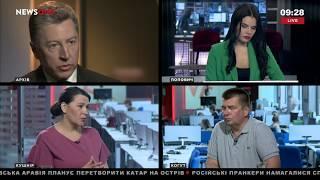 Когут: США продолжают наступательную политику в плане санкций и поддержки Украины 02.08.18