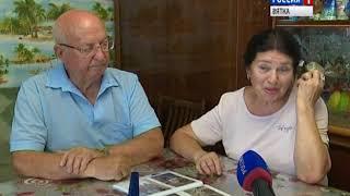 Секретами семейного долголетия поделились супруги Фроловы (ГТРК Вятка)