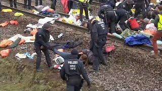 В Германии арестованы активисты-экологи