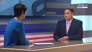 Вести-24.Псков Интервью Максим Лесков. 10.09.2018