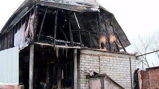 В Краснодаре выясняются причины пожара, в котором погибли двое детей и взрослый