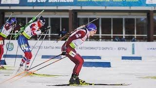 Участники Чемпионата России по биатлону выйдут на старт индивидуальной гонки
