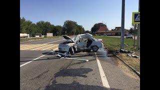 Вторая жертва аварии с маршруткой на Ставрополье