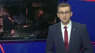 Сводка  Пожар на улице Прудной  Место происшествия 28 03 2018