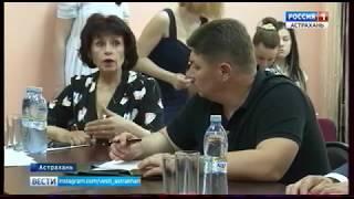 Жители микрорайона Бабаевского рассказали о своих проблемах Расулу Султанову
