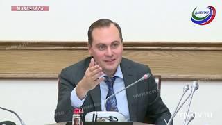 В правительстве Дагестана обсудили разработку паспорта проекта «Умный Дербент»