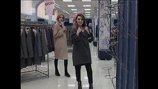 Весна-осень 2018. Челябинским модницам презентовали новые коллекции верхней одежды