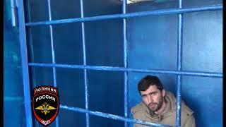 Полиция России-ГРАБЕЖ СНЯЛА ВИДЕОКАМЕРА В ОДИНЦОВО