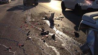 На дороге Мордовии погиб человек