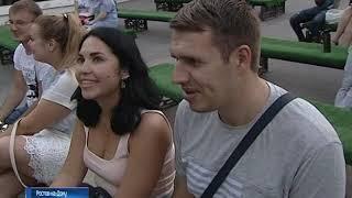 Шедевры кинематографа в ростовском парке Горького будут показывать до октября
