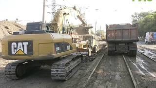Чтобы построить новое, нужно разрушить старое. В Самаре проводят капитальный ремонт Заводского шоссе