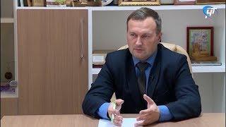 От первого лица. Встреча Сергея Бусурина с избранными депутами Думы Великого Новгорода