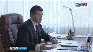 Экс-министру строительства Карелии продлили срок задержания
