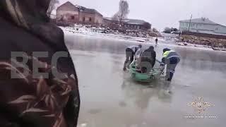 12-летний мальчик едва не утонул в реке в Устье
