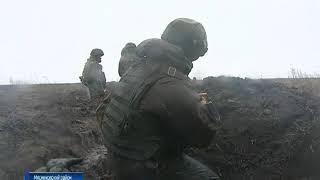 Артиллеристы 150-ой мотострелковой дивизии показали навыки огневой подготовки