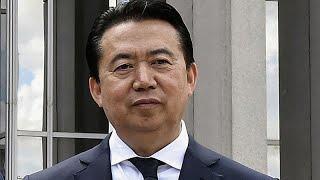 Interpol не комментирует исчезновение Мэна Хунвэя