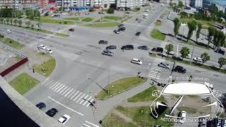ДТП Абакан, Др.Народов - Торосова