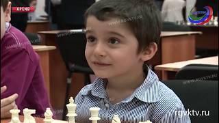 Таймаз Темирбеков стал победителем этапа детского Кубка России по шахматам