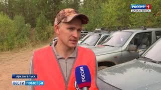 На танкодроме под Архангельском прошли соревнования по джип-спринту