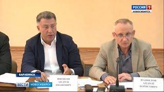 В Новосибирской области усилят контроль за выделенными на ремонт дорог в районах деньгами