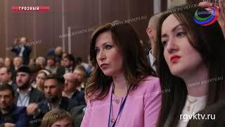 Глава Дагестана принял участие в работе форума СМИ Северного Кавказа