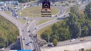 На кольце Брянская-Игарская за один час произошло три ДТП