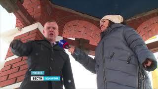 В Казанском храме в Ижевске начнется реконструкция звонницы и установка электронного звонаря