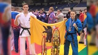 Ярославцы завоевали медали чемпионата мира по КУДО