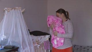 В Саранске семья с новорожденным ребенком замерзает в своей квартире