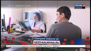 Ситуация с туберкулезом под контролем