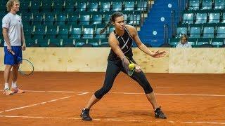 Российские теннисистки не боятся латвийских, имеющих более высокий рейтинг
