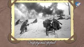 Новгородский фотоальбом. Страрорусский прорыв