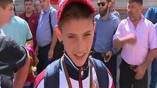 Донские боксеры в составе сборной завоевали золотые медали Первенства Европы