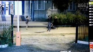 Наезд подростка на «семёрке» на толпу людей в Воронеже
