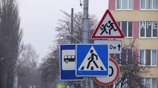 В результате ДТП пострадала женщина-пешеход