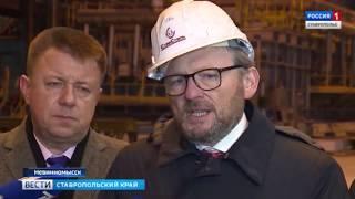 Борис Титов: экономическая ситуация на Ставрополье меняется к лучшему