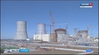 """Продукцию """"Петрозаводскмаша"""" проверят на прочность в Беларуси"""