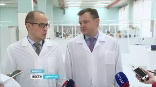 В Ижевске работала делегация «Объединенной авиастроительной корпорации»