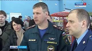 Начались официальные проверки торговых центров в Петрозаводске