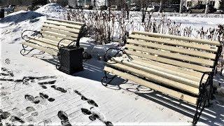 Снег идет на просторах югорского интернета. Где весна?