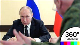 Президент Владимир Путин прибыл в Кемерово после пожара в ТЦ