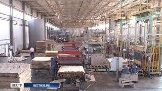 Фанерный завод в Соколе возобновил свою работу