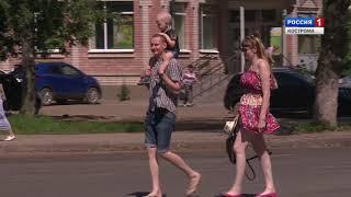 Костромичи недовольны работой новых городских светофоров