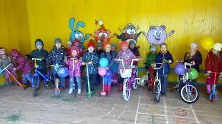Детский сад 92 Сыктывкара приглашает всех на Велоночь