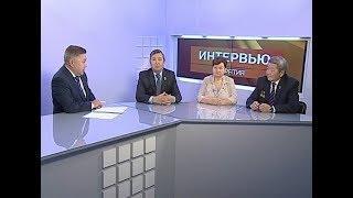 Вести Интервью. К 100 летию ВЛКСМ. Эфир от 25.10.2018